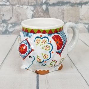 Pier 1 Ellie the Elephant Mug